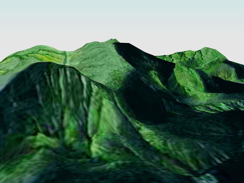 Lynne Marsh Volcano videostill1